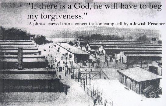 concentration camp theologian