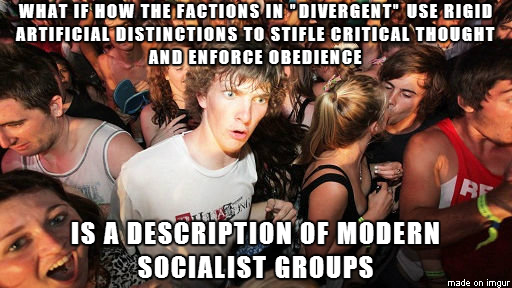 divergent/sectarianism